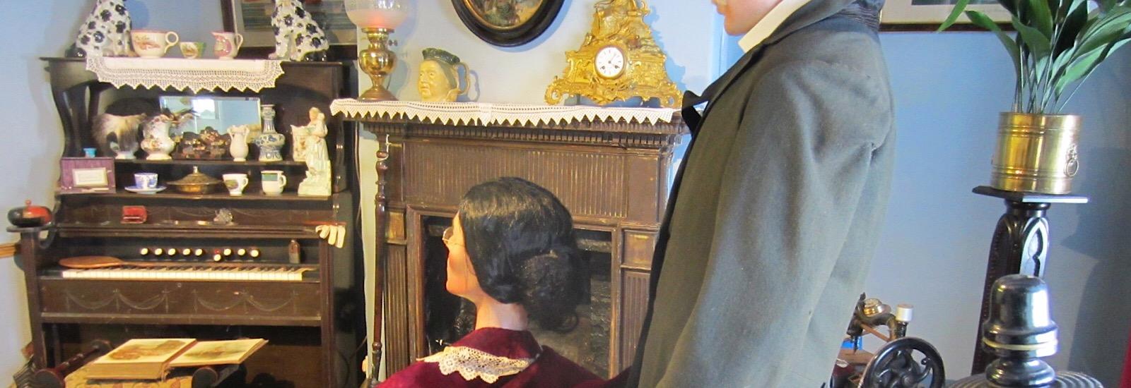 Victorian Room Filey Museum